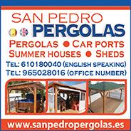 San Pedro Pergolas